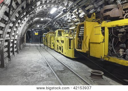 Coal Mine Transporter