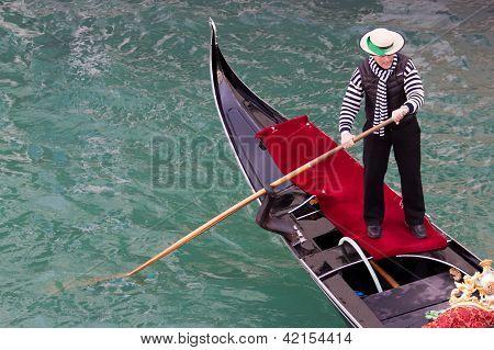 Venecia de góndola