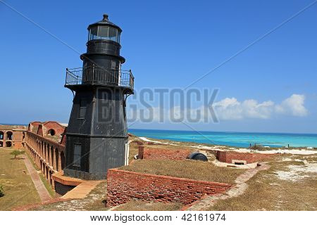 Dry Tortugas Harbor Light