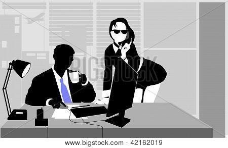 Office Clerks
