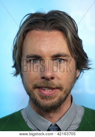 LOS ANGELES - JAN 06: DAX SHEPARD Ankunft auf TCA Winter Press Tour 2012: NBC-Party am Januar 06,
