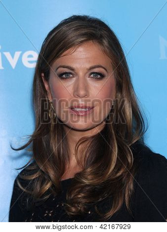 LOS ANGELES - JAN 06:  SONYA WALGER arriving to TCA Winter Press Tour 2012: NBC Party  on January 06, 2012 in Pasadena, CA