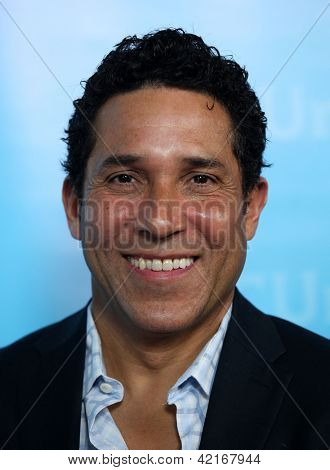 LOS ANGELES - JAN 06:  OSCAR NUNEZ arriving to TCA Winter Press Tour 2012: NBC Party  on January 06, 2012 in Pasadena, CA