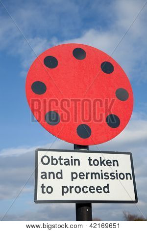 Transport Token Sign.