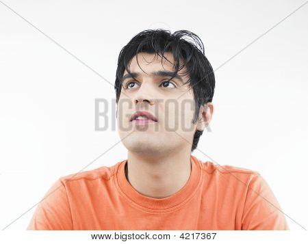 Asian Man Of Indian Origin