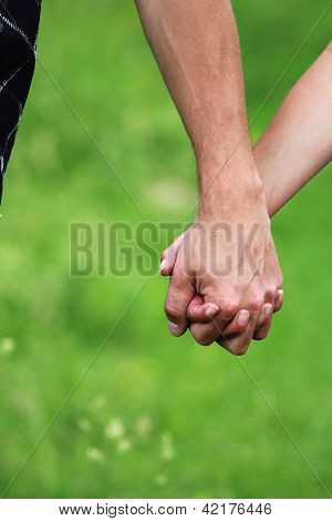 Two Arms Of Lovers