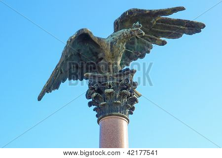 King Umberto I monument