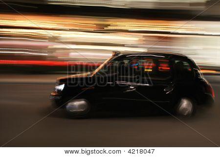 London schwarz Taxi Cab