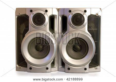 Pair Of Loud Speakers