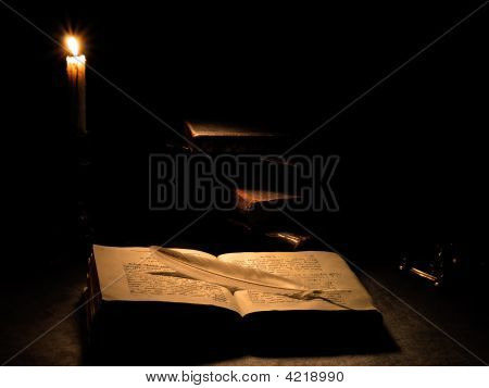 The Book And Candle.