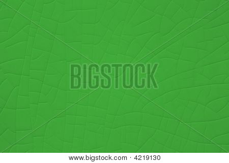 Texture: Green Crazing