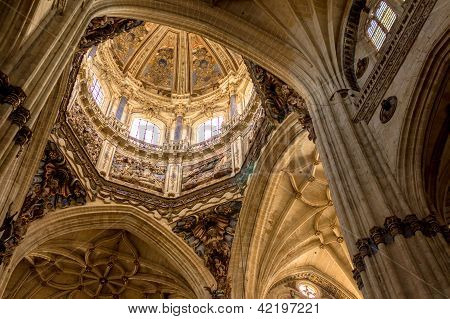 Salamanca Cathedral Dome