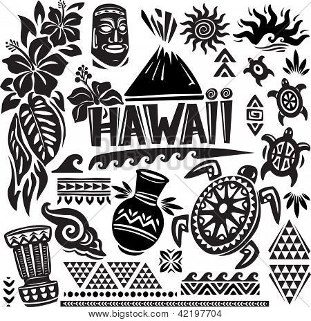Hawaii-Set