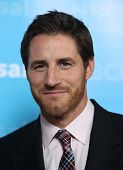 LOS ANGELES - JAN 06:  SAM JAEGER arriving to TCA Winter Press Tour 2012: NBC Party  on January 06,
