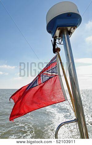 Uk Red Ensign