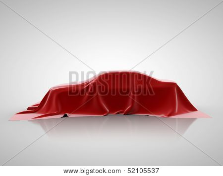 Red Car Presentation