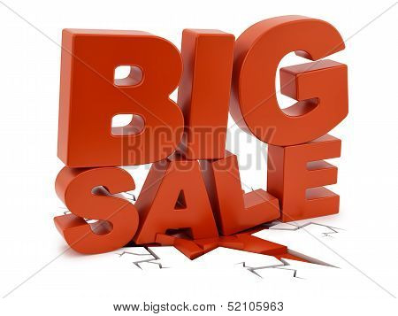 Big Sale crushing ground