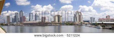 Tampa Florida panorama1