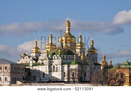 Kiev Pechersk Lavra in Kiev
