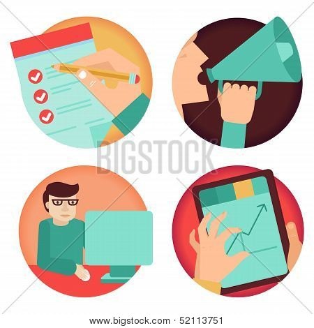 Vector Set Of Business Concepts