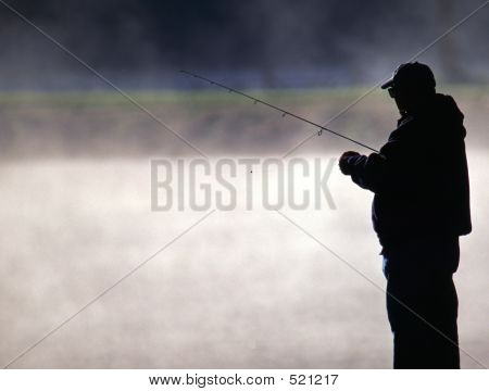 Trout Fisherman