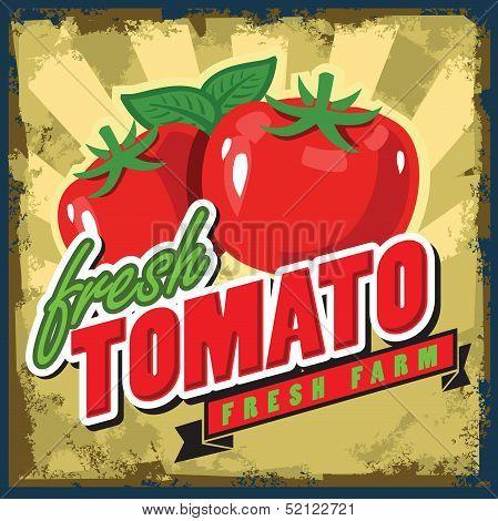 vintage tomato