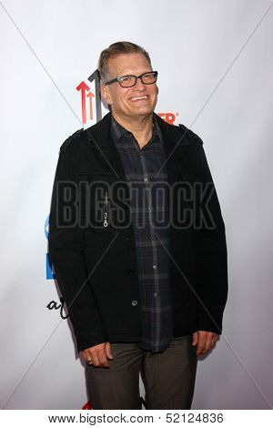 LOS ANGELES - OCT 8:  Drew Carey at the CBS Daytime After Dark Event at Comedy Store on October 8, 2013 in West Hollywood, CA