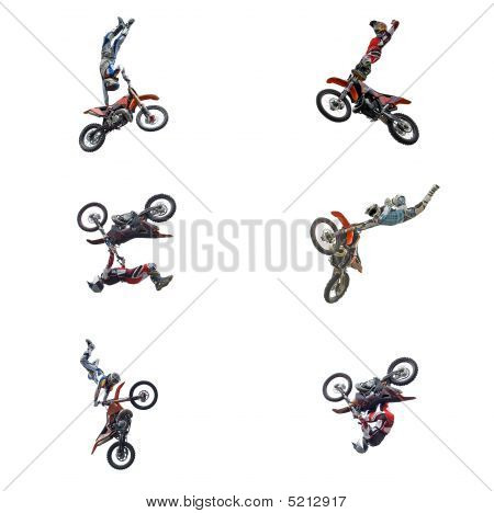 Motocross Jumps Series