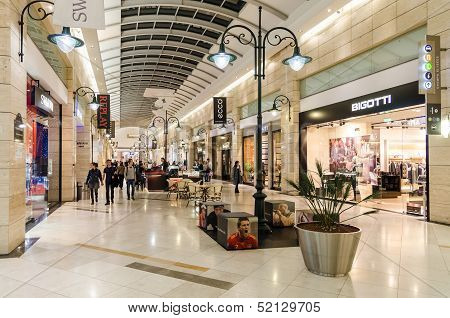 Shopping Mall Inside
