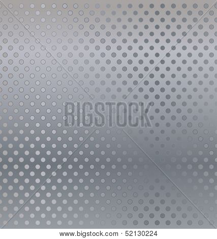 Abstract Gray Textured Background
