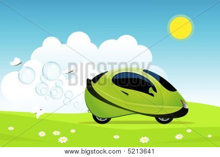 Hydrogen Car Concept