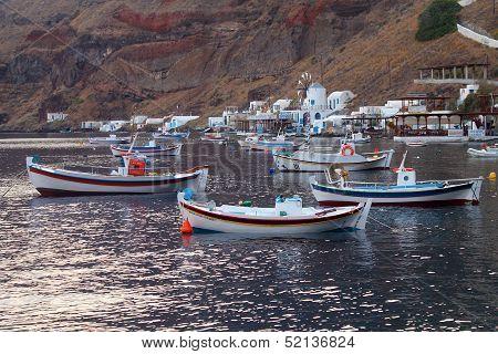 Cyclades Fishermen