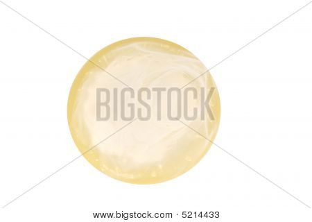 Condom Isolated