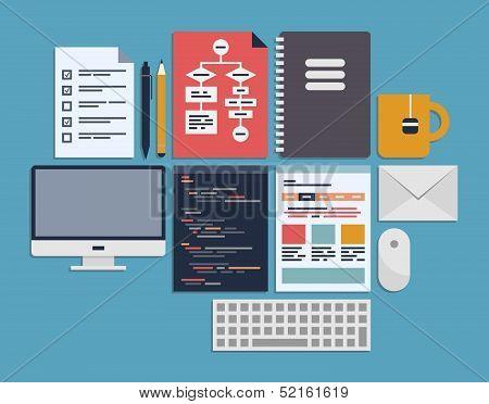 Gestión de programación web