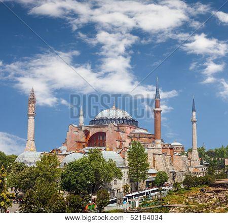 Hagia Sophia, Ayasofya, Istanbul, Turkey