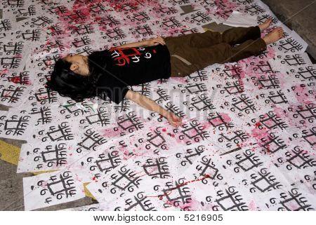20Th Anniversary Of Tienanmen Crackdown