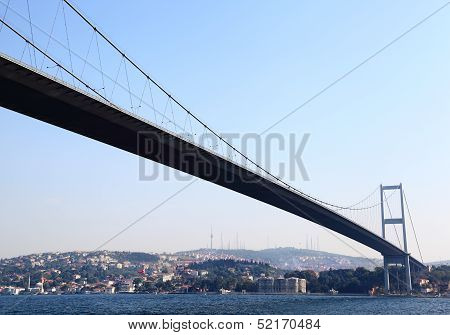 The First Bosporus Bridge, Istanbul