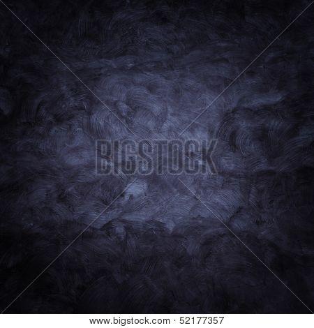blue concrete background texture.