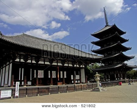 Kofukuji Temple Japan