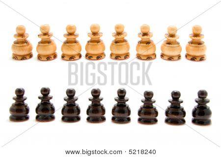 Chess Schachfiguren
