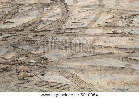 Dirty Schlamm Boden