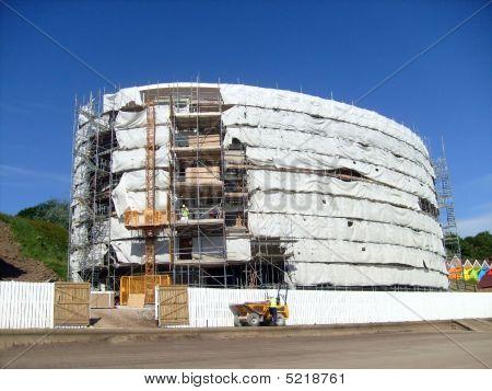 Modern Building Site