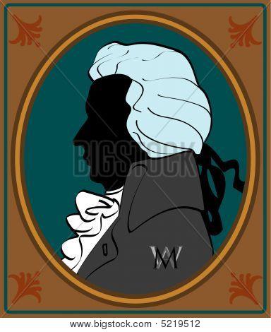 Mozart Siluet