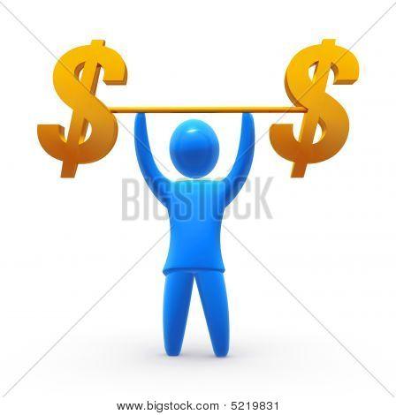 Dólar forte