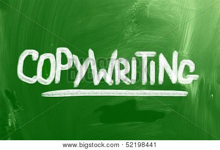 Copywriting Concept