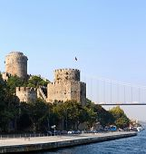 The Rumeli Fortress, Turkey