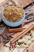 stock photo of garam masala  - homemade garam masala  - JPG