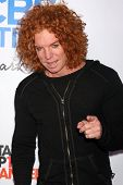 LOS ANGELES - OCT 8:  Carrot Top at the CBS Daytime After Dark Event at Comedy Store on October 8, 2