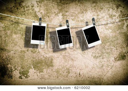 Three Film Blanks