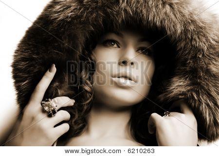 Winter Fashion & Makeup